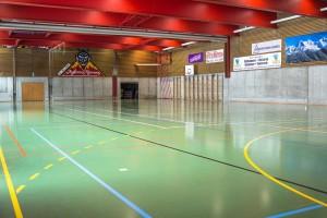 Sporthalle